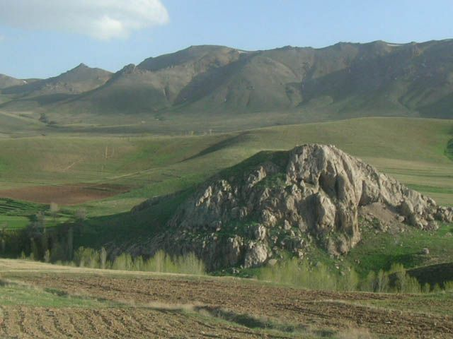 Zdjęcia: trasa Hamadan Zanjan, irańskie krajobrazy (43), IRAN