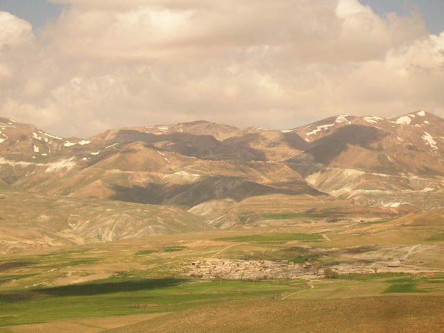 Zdjęcia: trasa Zanjan Takht-e Soleiman, irańskie krajobrazy (46), IRAN