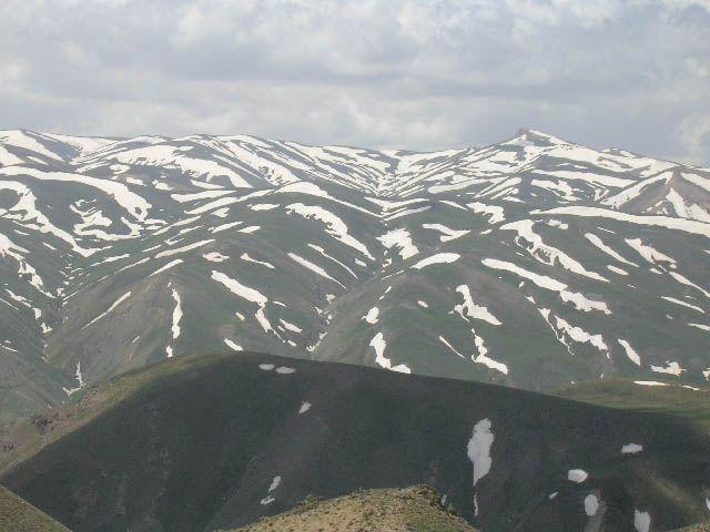 Zdjęcia: trasa Zanjan Takht-e Soleiman, irańskie krajobrazy (49), IRAN