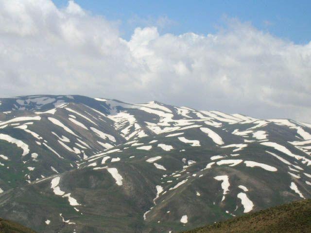 Zdjęcia: trasa Zanjan Takht-e Soleiman, irańskie krajobrazy (50), IRAN