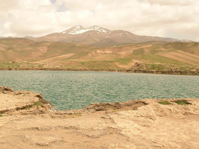 Zdjęcia: Takht-e Soleiman, irańskie krajobrazy (5), IRAN
