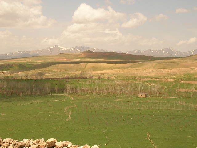 Zdj�cia: Takht-e Soleiman, ira�skie krajobrazy (51), IRAN