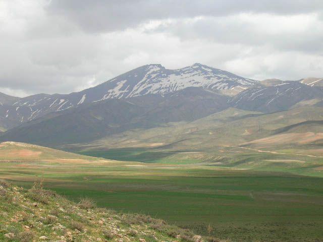 Zdjęcia: Takht-e Soleiman, irańskie krajobrazy (56), IRAN