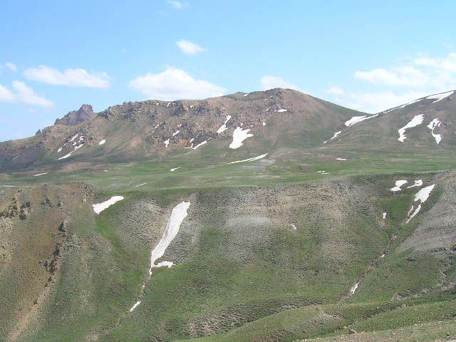 Zdjęcia: trasa Zanjan Takht-e Soleiman, irańskie krajobrazy (57), IRAN