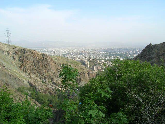 Zdjęcia: Teheran, irańskie krajobrazy (60), IRAN