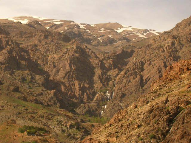 Zdjęcia: góry Alborz, irańskie krajobrazy (62), IRAN