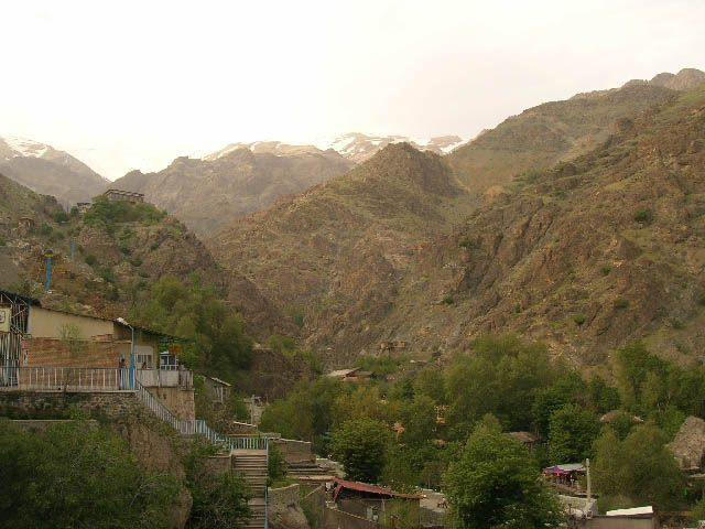 Zdj�cia: g�ry Alborz, ira�skie krajobrazy (64), IRAN
