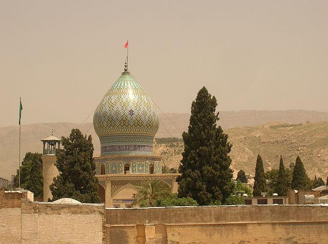 Zdjęcia: Shiraz, Imamzadeh-ye Ali Ebn-e Hamze, IRAN