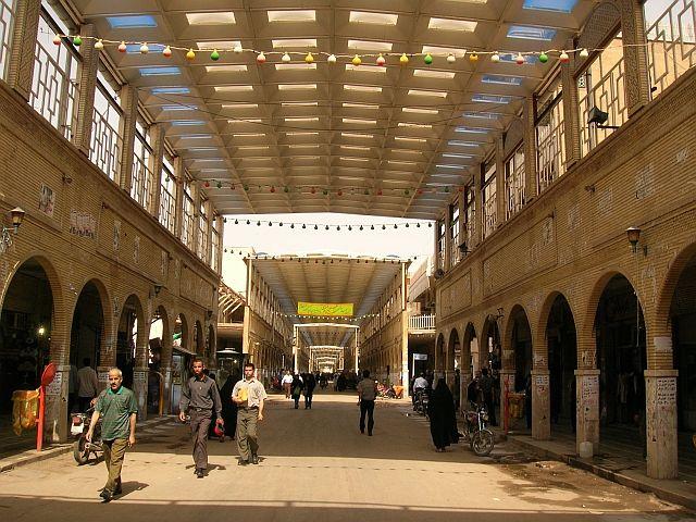 Zdjęcia: Ahvaz, Bulwar Chomeiniego, IRAN