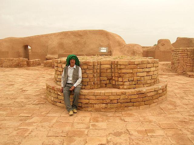 Zdjęcia: Choqa Zanbil okolice Ahvazu, ziggurat, IRAN
