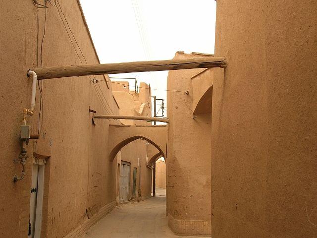 Zdj�cia: Yazd, stare miasto, IRAN