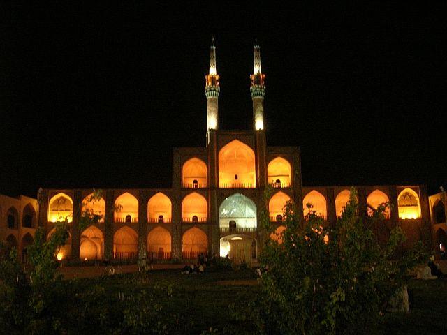 Zdjęcia: Yazd, Amir Chakhmaq Complex, IRAN