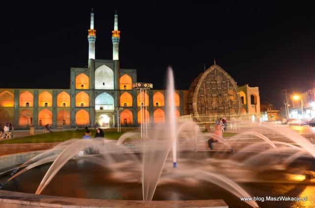 Zdjęcia: Yazd, Iran, Yazd - Kompleks Amir Chaghmagh, IRAN