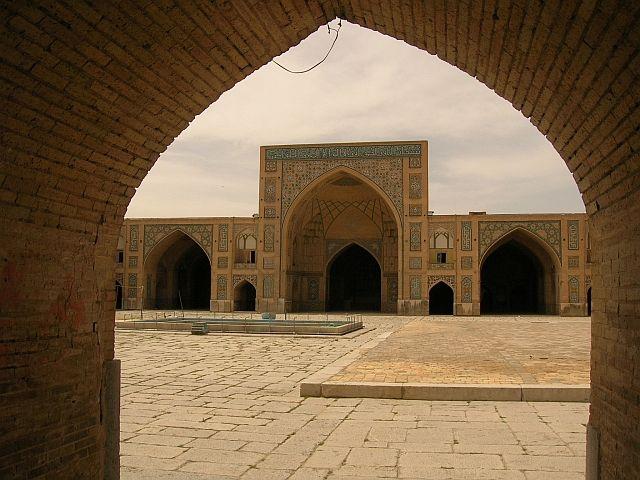 Zdjęcia: Esfahan, Meczet Hakim, IRAN