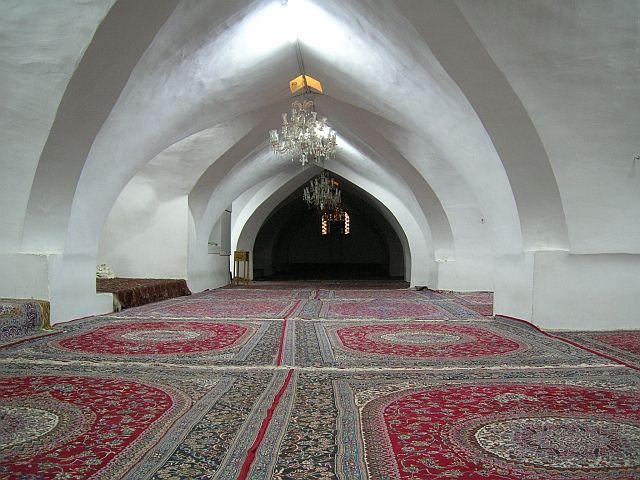 Zdjęcia: Esfahan, Meczet Piątkowy - Pokój Zimowy , IRAN