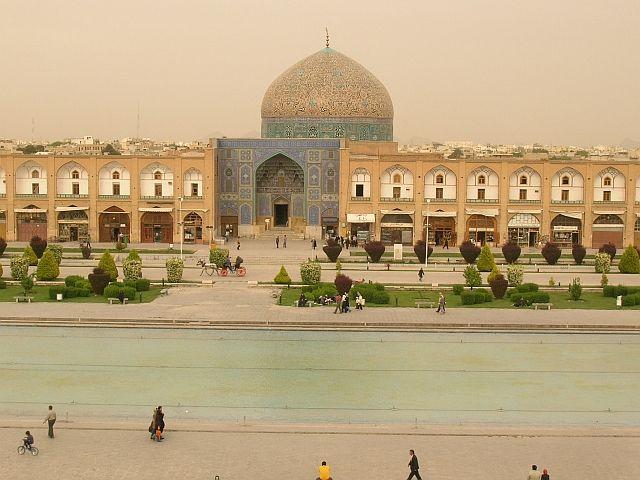 Zdjęcia: Esfahan, Meczet Sheikh Lotfollah, IRAN