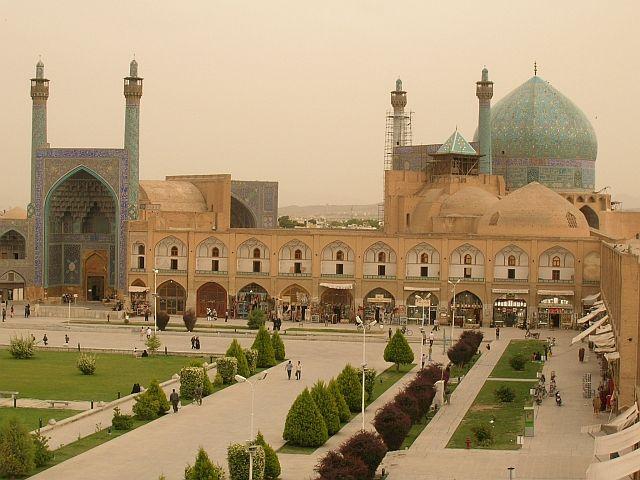 Zdjęcia: Esfahan, Meczet Imam, IRAN