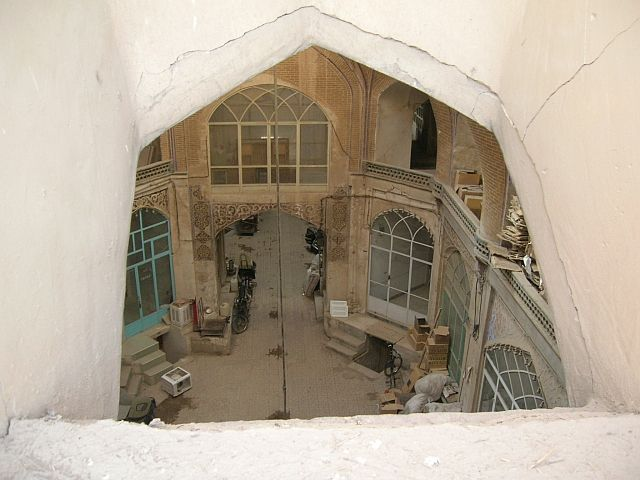 Zdjęcia: Kashan, bazar, IRAN