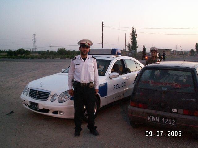 Zdjęcia: Shiraz, Policja irańska, IRAN