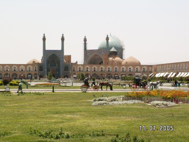 Zdjęcia: Esfahan, Meczet w Esfahan, IRAN