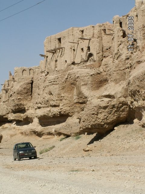 Zdjęcia: Shurjestan, Pustynne miasto, IRAN