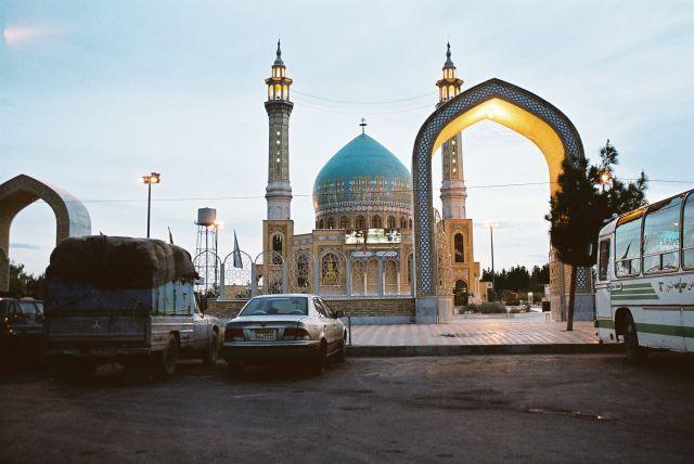 Zdjęcia: Kolo miasta Qom, MECZET, IRAN