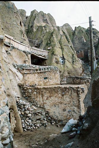 Zdjęcia: Kandovan, Polnocno-zachodni Iran, KANDOVAN, IRAN