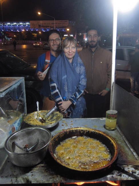 Zdjęcia: Sziraz, Sziraz, Street food, IRAN