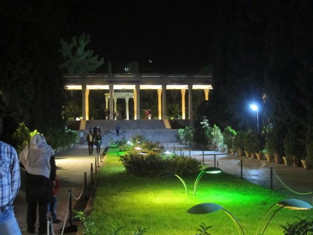 Zdjęcia: Sziraz, Sziraz, Grób Hafeza, IRAN