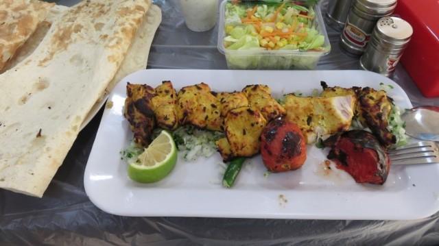 Zdjęcia: Teheran, Kebab, IRAN