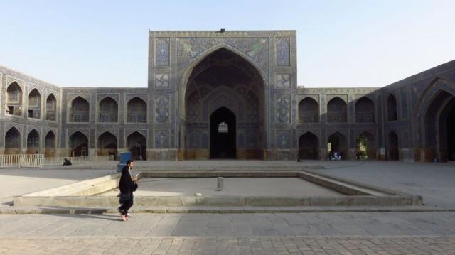 Zdjęcia: Isfahan, Meczet, IRAN
