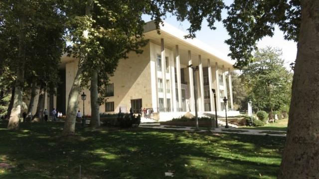 Zdjęcia: Teheran, Kompleks Niavaran - pałac szacha, IRAN