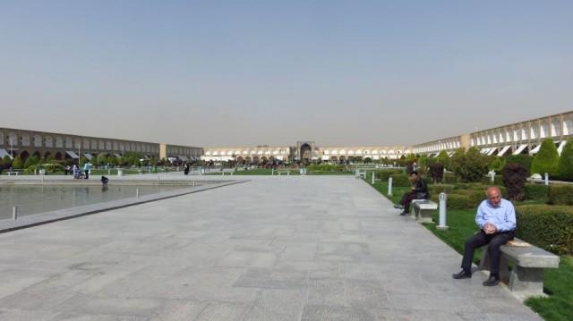 Zdjęcia: Isfahan, Plac Naqsh-e Jahan, IRAN