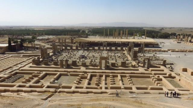 Zdjęcia: Persepolis, Persepolis - ruiny starożytnego perskiego miasta, IRAN