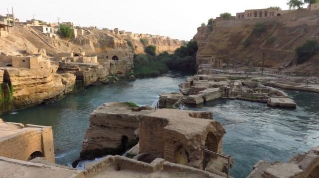 Zdjęcia: Szusztar, Historyczny system wodny, IRAN