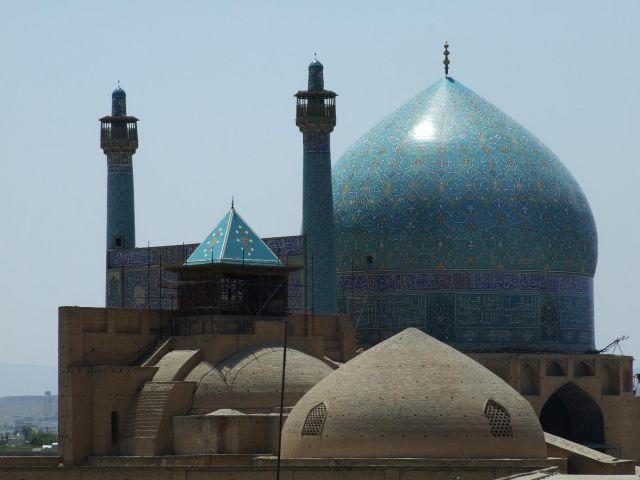 Zdjęcia: Esfahan, Esfahan - Meczet, IRAN