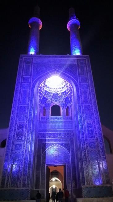 Zdjęcia: Jazd, Meczet Piątkowy, IRAN