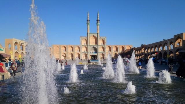 Zdjęcia: Jazd, Amir Chakhmaq Complex, IRAN