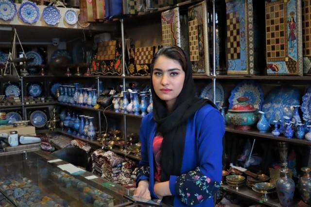 Zdjęcia: Jazd, Raj dla zbieraczy pamiątek, IRAN