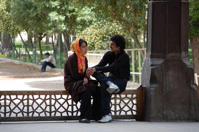 Zdjęcia: park, Esfahan, IRAN