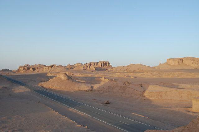 Zdjęcia: pustynia, Dasht-e Lut, IRAN