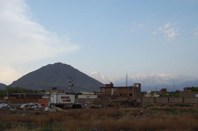 Zdjęcia: na granicy z Azerbejdzanem, Jolfa, IRAN