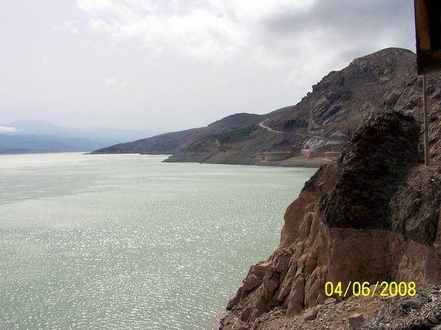 Zdjęcia: NA POLUDNIE OD ANZALI BORDER, GORY ALBORZ, IRAN-GORY, IRAN