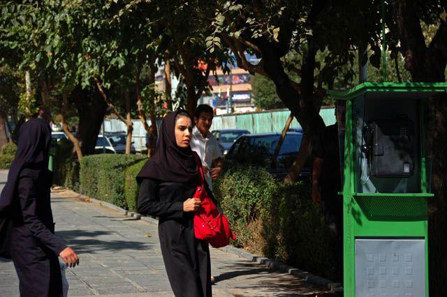 Zdjęcia: yazd, ulica, IRAN