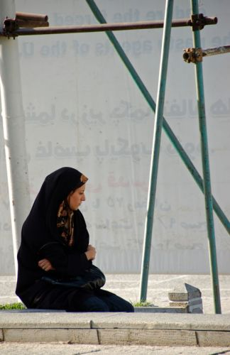 Zdjęcia: isfahan, iranka, IRAN