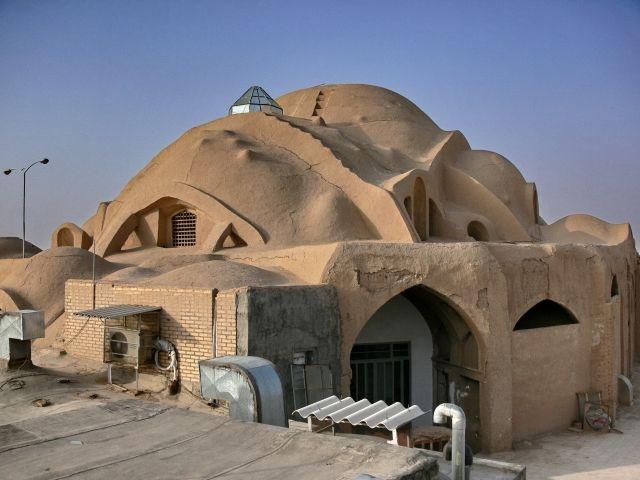 Zdj�cia: Kashan, Obrze�a pustyni Dasht-e Kavir, Prawie jak na Arrakis, IRAN