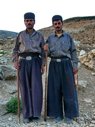 Zdjęcia: Okolice szczytu Kolongczin, Góry Zardkuh, Nomadzi Bakthyiari, IRAN