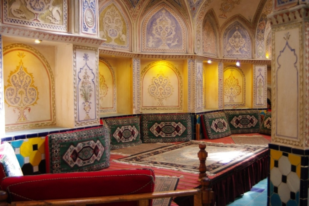 Zdjęcia: Kashan, Łaźnia Amira, IRAN