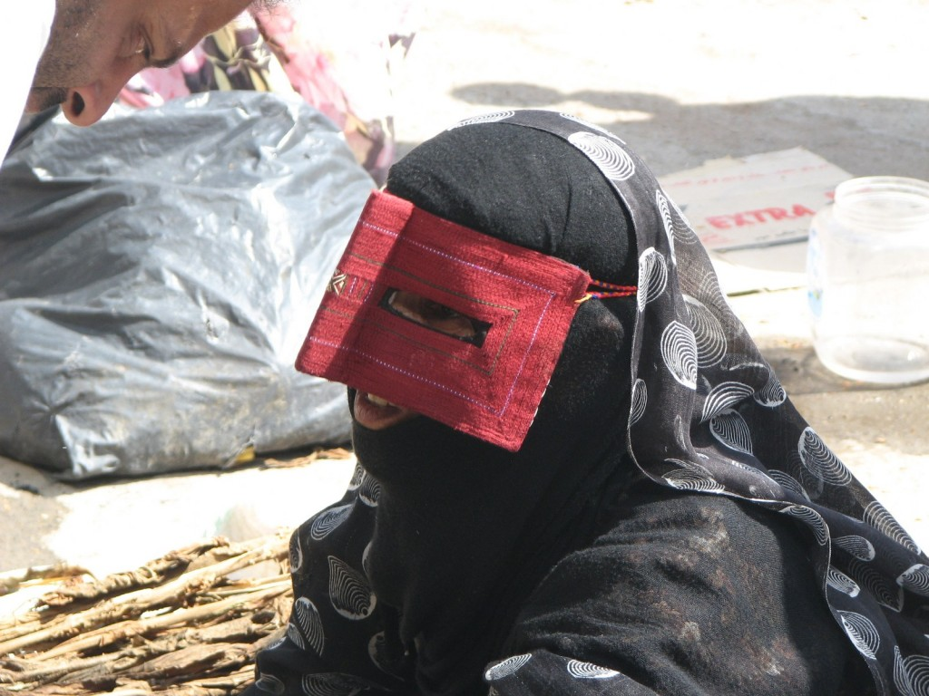 Zdjęcia: MINAB, HORMOZGAN, maski, IRAN
