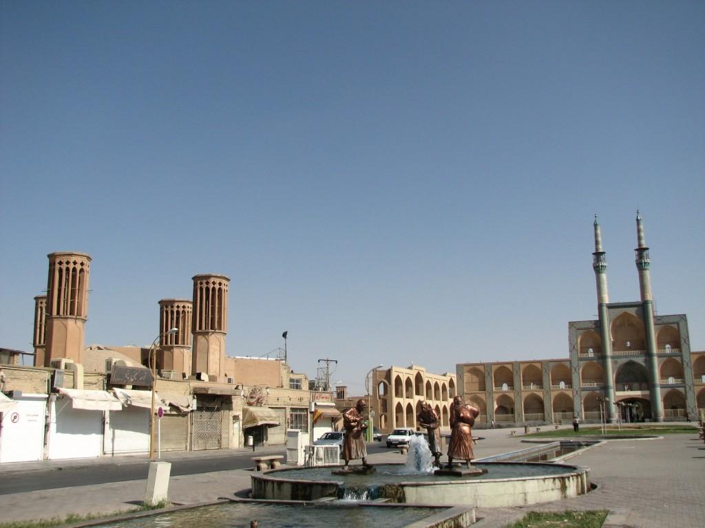 Zdjęcia: YAZD, ***, ***, IRAN